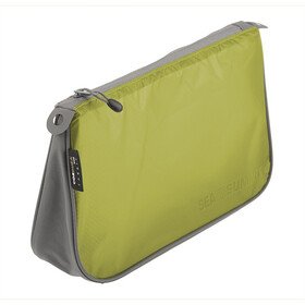 Sea to Summit See Pouch Medium Lime/Grey